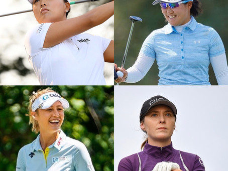 Buick LPGA Shanghai preview & 4 to watch