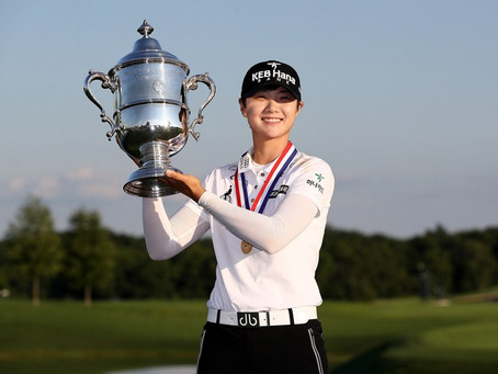 10 Future Stars of Women's Golf To Watch Out For In 2018!