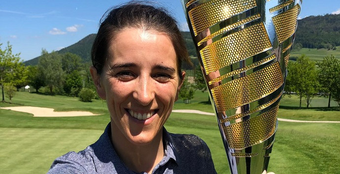 BEAUTELL RECORDS BREAKTHROUGH LETAS WIN AT LAVAUX LADIES CHAMPIONSHIP