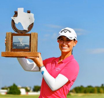 Find out what happened this week in the world of women's golf