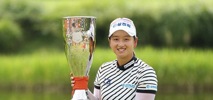 Major glory for Park Chae Yoon
