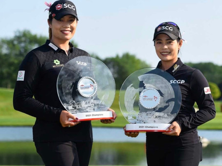 What happened this week in women's golf from around the world.