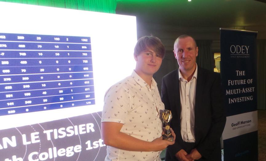 Nathan Le Tissier - Bowl MVP