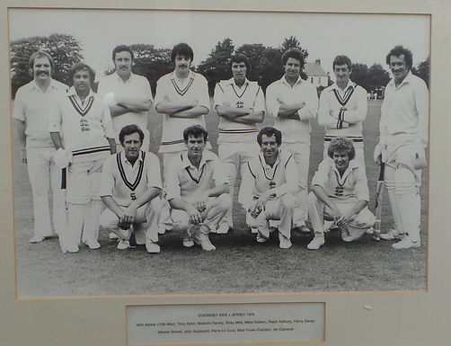 Guernsey Cricket mourns the loss of one of the Greats