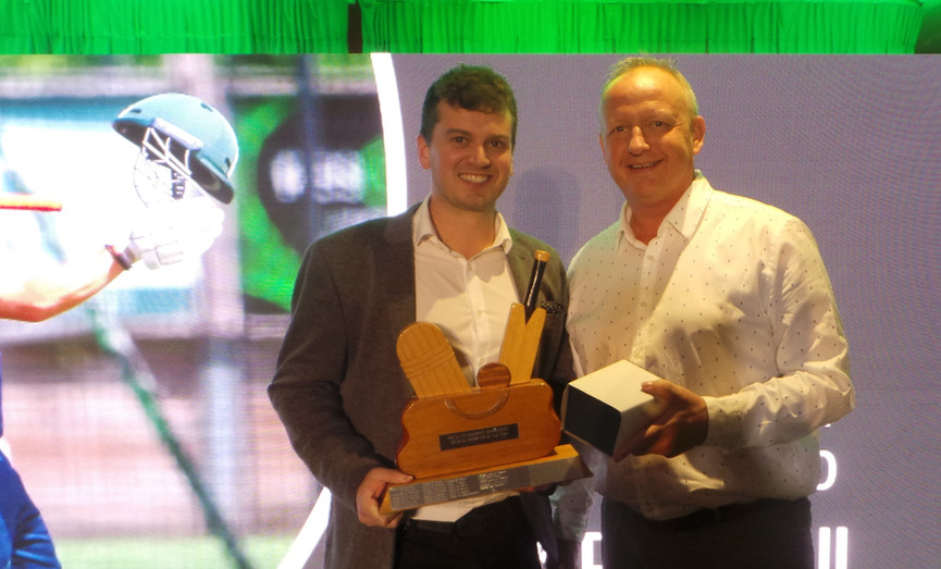 Zak Damarell - Weekend Player of the Year
