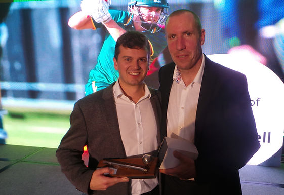 Guernsey Cricket Awards Night with Odey Wealth