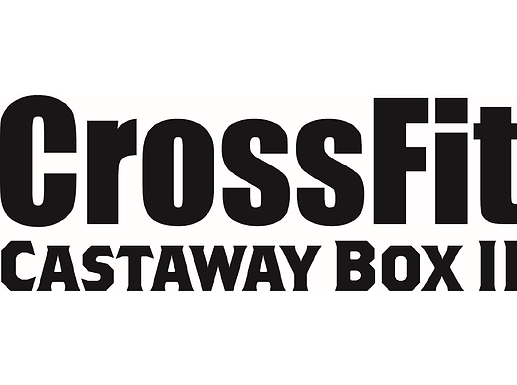 National Men sign up with Crossfit Castaway Box II