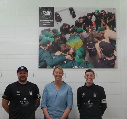 Guernsey MIND and Guernsey Cricket