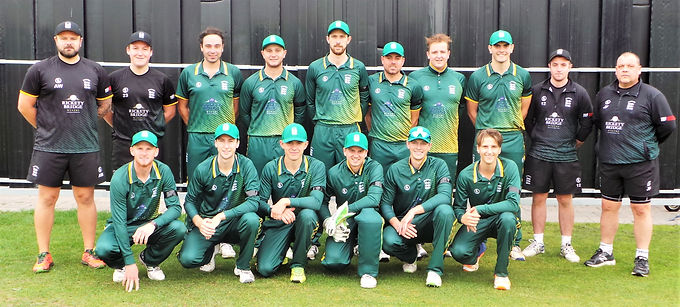 Greens Promoted to Division 1