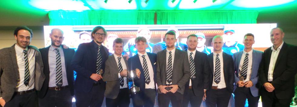 Kemp Le TIssier Cobo - GCA Cup Winners