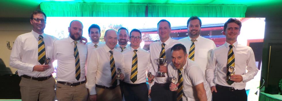 Edmundsen Irregulars - Bowl Champions