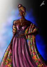 Inspiration: Esmeralda
