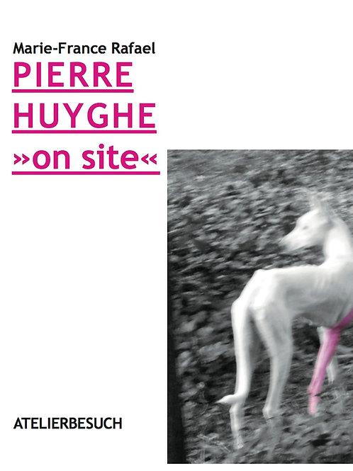 Atelierbesuch PIERRE HUYGHE