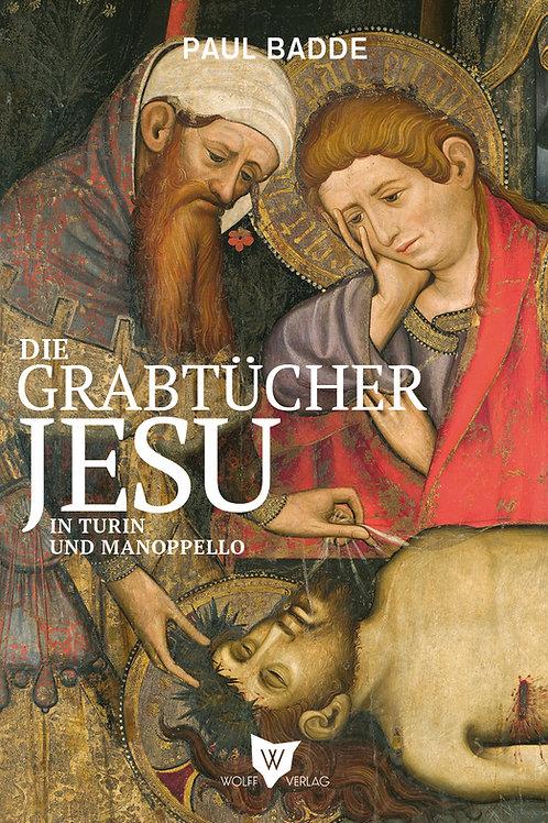 Die Grabtücher Jesu in Turin und Manoppello. SUDARIUM ET VESTES.