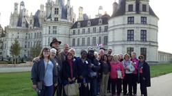 Visite de la délégation wichitane
