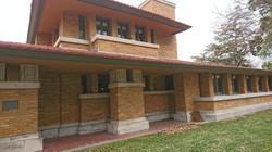 Maison de Frank Llyod Wright