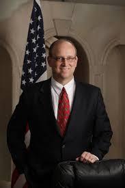 Une réunion avec le maire de Wichita, Jeff Longwell
