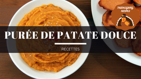 Purée de Patate douce