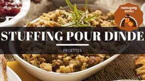 Stuffing pour dinde