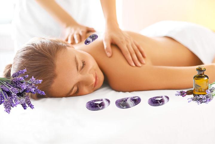 Massage_Cristallo-Floral_Améthyste_Lava