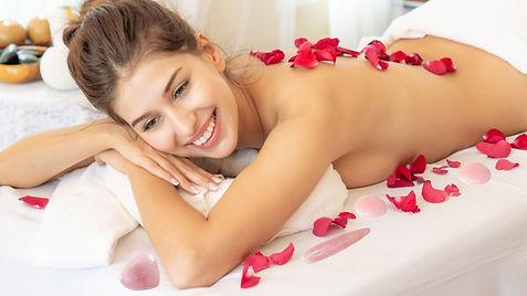 Massage cristallo floral par Delphine Deluzet corps de cristal,à Albi 81000, et Carmaux 81400