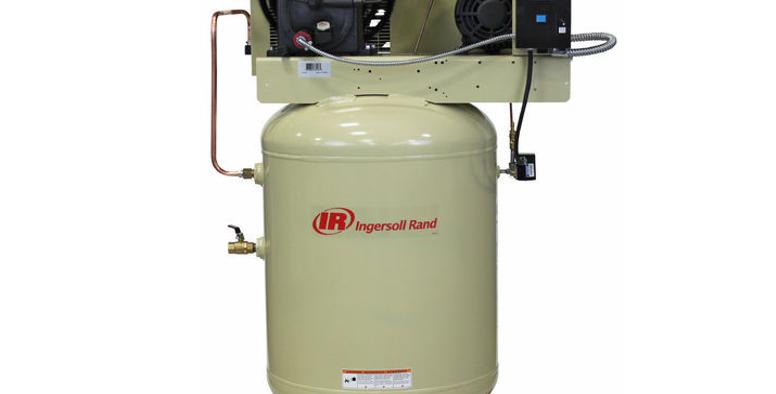 Ingersoll Rand (7.5 Hp) Type-30 Compressor 2475N7.5-P