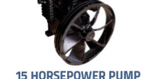 15 Horsepower Pump