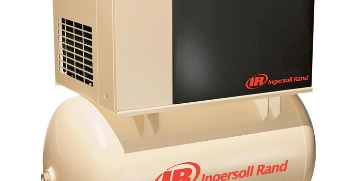 UP - Series 5 - 15 HP Rotary Screw Air Compressors UP6-7.5-150