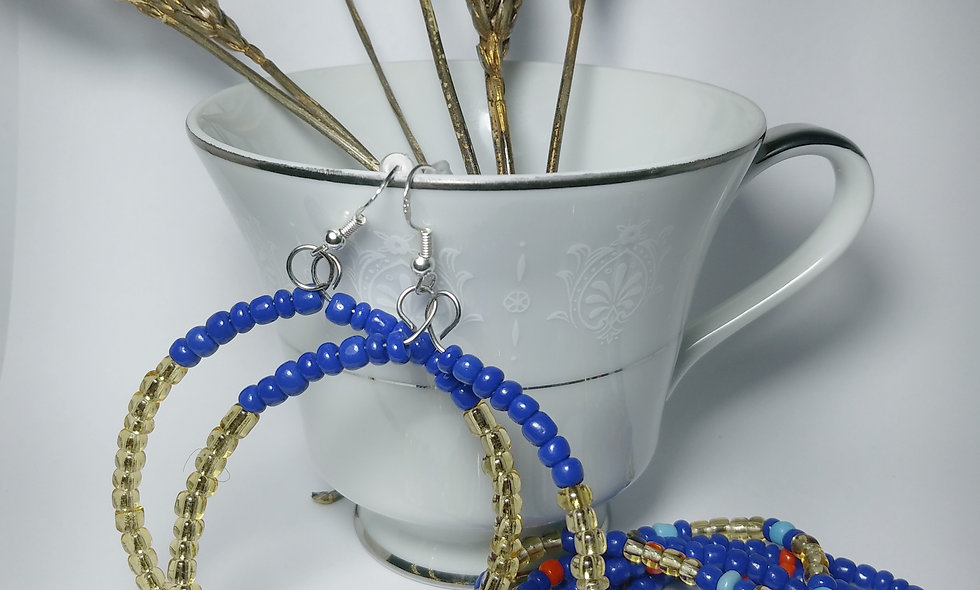 Seed Bead Jewelry Set