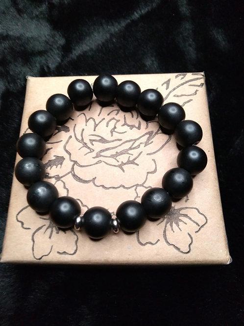 Black Onyx Energy Bracelet