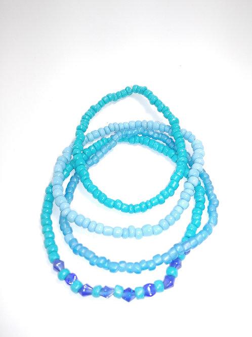 Exuma Seed Bead Bracelet