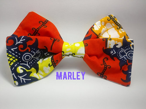 Marley Bow (Blue ,Yellow& Orange)