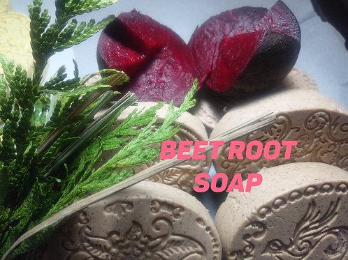 Beet Face Soap