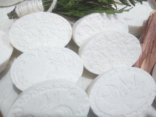 Coconut & Oatmeal Face Soap