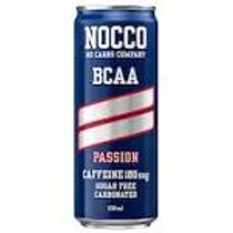 NOCCO Passion crate of 24 cans.