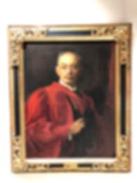 WHP painted by Philip de Laszlo in 1917.