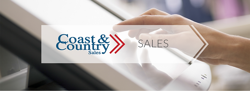 Coast & Country | Sales