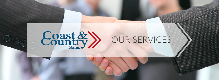 Coast & Country | Our Services