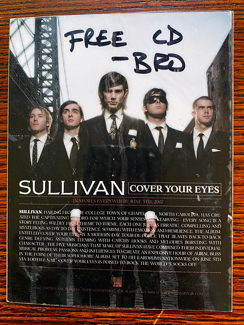"""""""Cover Your Eyes"""" by Sullivan Flyer"""