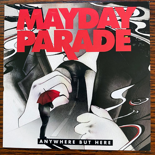 """""""Anywhere but Here"""" by Mayday Parade CD"""