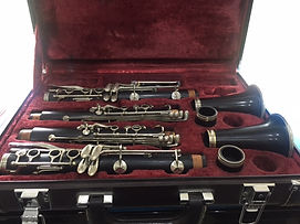 Dame Thea King's clarinets for sale