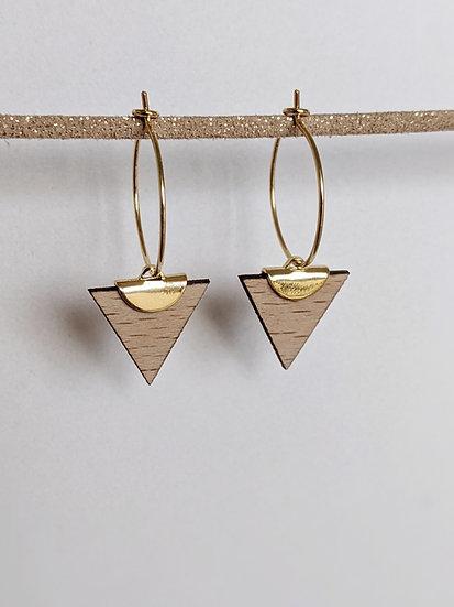 Créoles * Triangles *