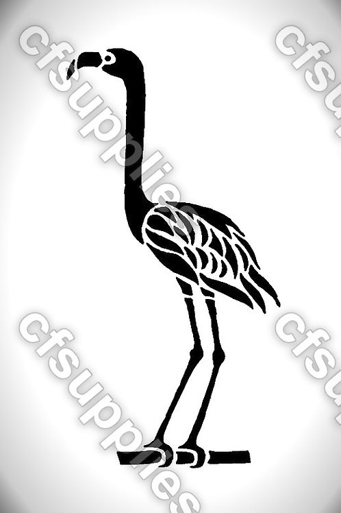 Bird collection of mylar stencils 125/190 micron in A5/A4/A3 sizes (B8)