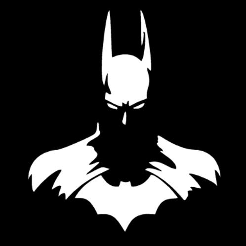 Batman DC Mylar Stencil