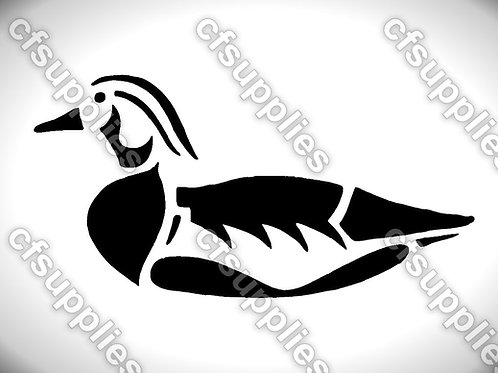 Bird collection of mylar stencils 125/190 micron in A5/A4/A3 sizes (B17)