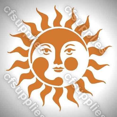Sun Mylar Stencil Sheet