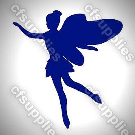 Fairy Mylar Stencil Sheet