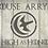 House Arryn Game of Thrones Mylar Stencil