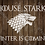 House Stark Game of Thrones Mylar Stencil