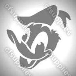 Donald Duck, Disney Mylar Stencil